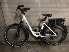 電動自転車 $750