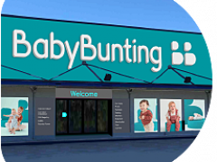 Baby bounting voucher