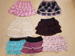 女児服(Size120~130/新品も含む) 約35点$25