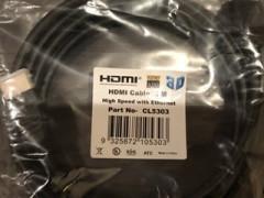 HDMIケーブル 3メートル