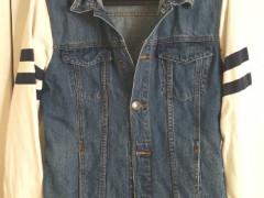 ジーンズジャケット (jeans Jacket)   $15