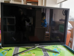 LG WASHING MACHINE, SAMSUNG TV