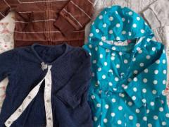 女の子1才~2才の服 全部で$10