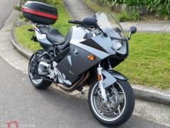 バイク 売ります 2008 BMW F800ST
