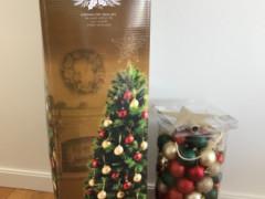 クリスマスツリー 182cm