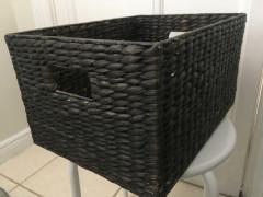 Freedomの籠収納ボックス