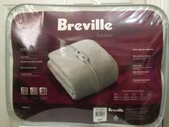 Breville電気毛布 ラージシングル