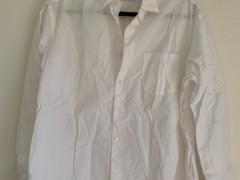 United Arrows  White shirt  L