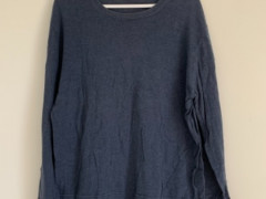Cruciani メンズロングTシャツ 50
