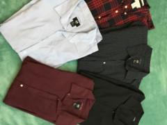 男性シャツ 1枚$5 Lサイズ