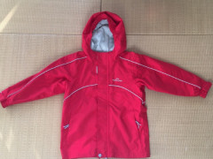 Kathmandu子供用ジャケット(赤・サイズ6)$20