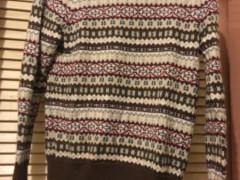 New Yorker セーター  20ドル