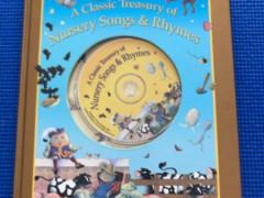 幼児用CD付き歌の本