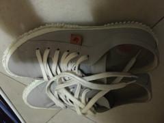 Kangaroo leather shoes size XS