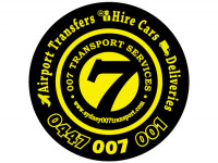 [007 Transport Services]  ▶ Sydney Airport Transfers : Pick-up & Drop-off  ☎ 0447 007 001