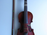バイオリン教えます