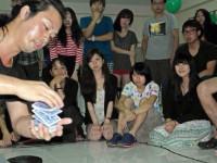 オーストラリアのマジシャンもフィリピンで英語留学!?