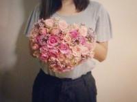 バレンタインフラワー♡承ります