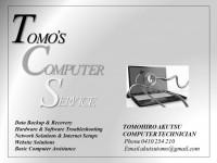 日本語・英語のコンピュータ修理サービス
