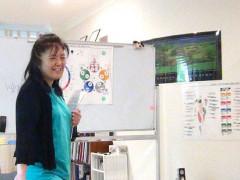 タッチフォーヘルス 基礎キネシオロジーで家族の健康を守る