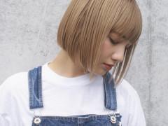 日経サロン カット, パーマモデル募集中!