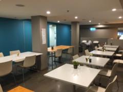 CAFE259では2階のスペースを無料でお貸しいたします。
