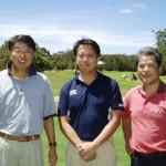 日本人会ゴルフクラブ11月月例会報告
