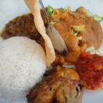 やっぱインドネシア料理うまいわ!@JAVA