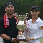 日本人会テニスがオープンダブルス戦