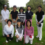 日本人会婦人ゴルフ3月例会報告