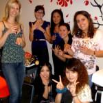 ガールズネイルパーティー @Tia rouge
