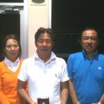 日本人会ゴルフクラブが4月例会開催
