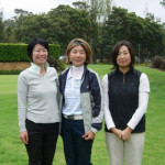 日本人会婦人ゴルフ10月例会報告