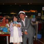 毎年恒例 アイエスクリスマスパーティ開催!!
