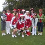 日本人会婦人ゴルフXmasコンペ