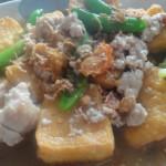 なんじゃこりゃ~!ってぐらい美味しい豆腐料理@Malacca Straits
