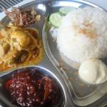 2回目の訪問のマレーシア料理@Malacca Straits