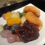 スイーツ好きの方必見!豪華デザートセット@串焼き-バー&グリル