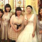 結婚おめでとう!! (生徒さんウェディング)