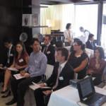 JENESYSプログラム参加者壮行会を開催