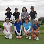 日本人会婦人ゴルフ2月例会報告