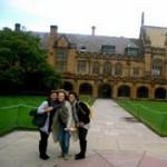 シドニー大学探検へ!