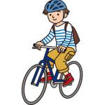 自転車通学の効用