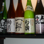 日本酒リスト、完成!お求めやすく なりました