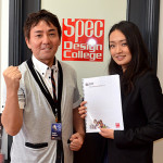 オーストラリアで唯一!「日本語」で受講可能なデザイン専門学校 Spec Design College にJAMSスタッフが行ってきました♪