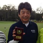 日本人会ゴルフクラブが12月例会開催