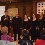 総領事公邸で姉妹都市50周年記念コンサート開催