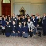 名古屋市の高校生派遣団がシドニー市役所を訪問