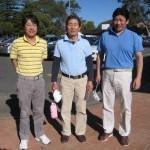 シドニー日本人会ゴルフ部8月例会