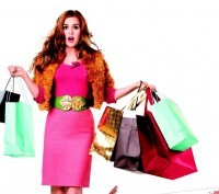 A Happy New Year !  2014年は、Retail Therapy(ストレス発散の買い物療法)からスタート???
